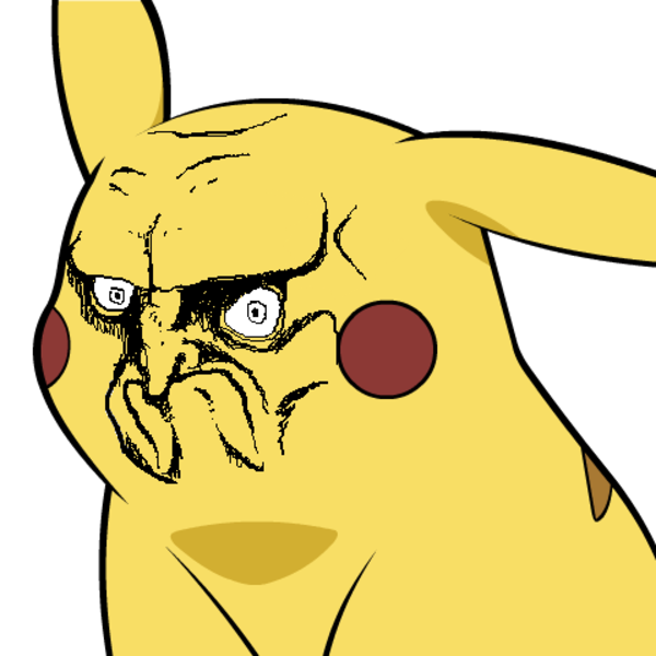 No Give Pikachu A Face Know Your Meme