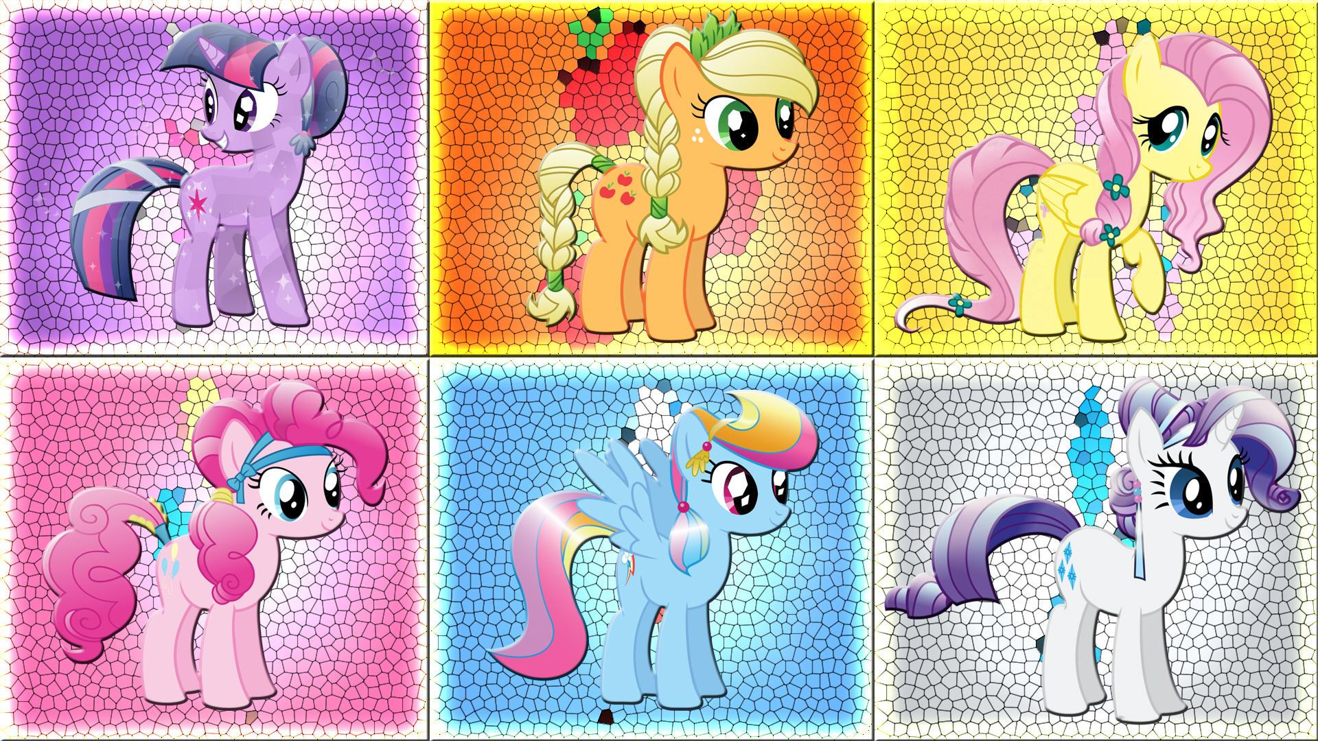 Цветами поздравление, игра создай свою открытку май литл пони