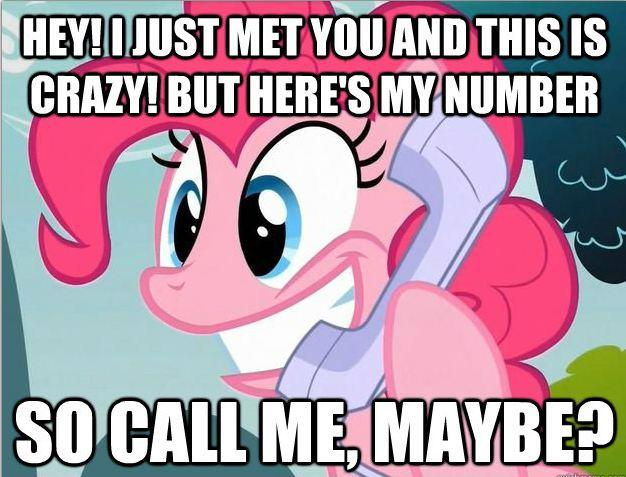 Pinkie Pie Phone My Little Pony Friendship Is Magic Know Your