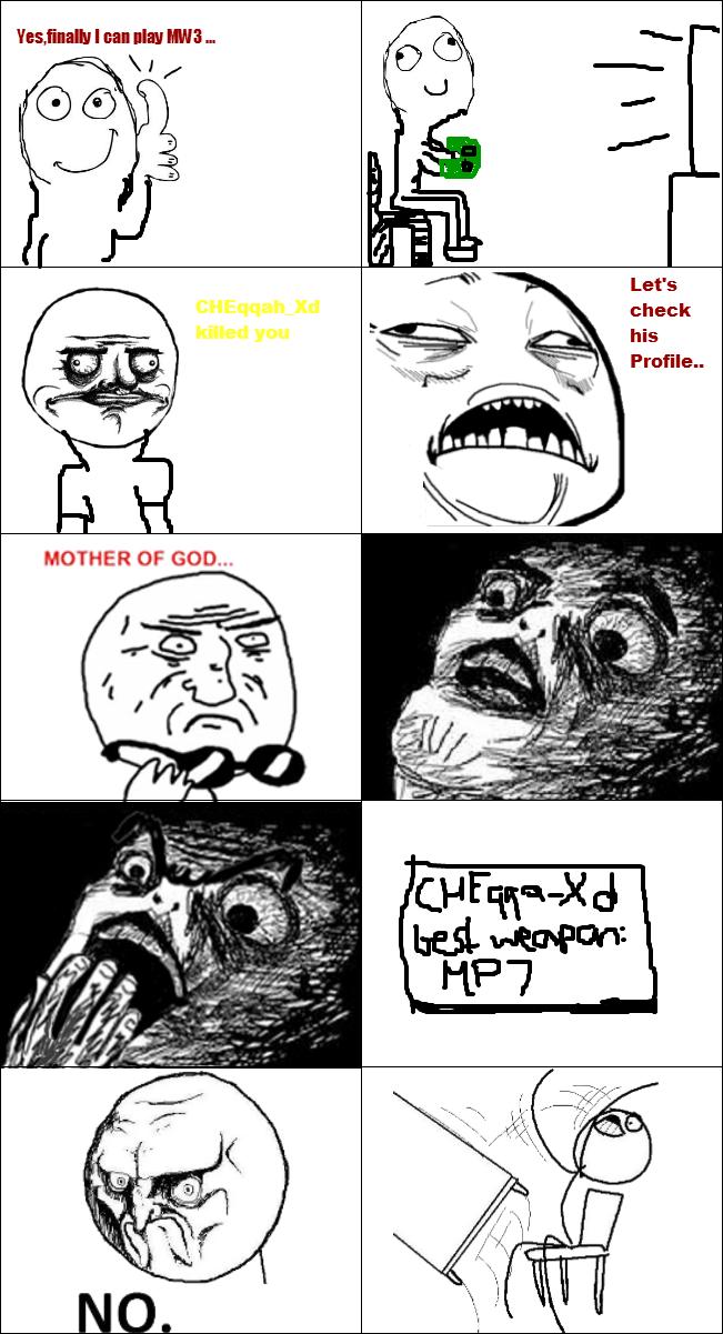 MW3 n00b   Know Your Meme