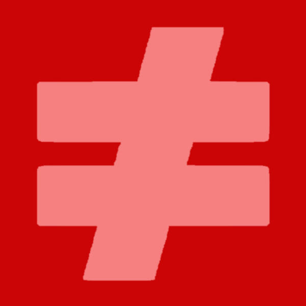 Not Equal Red Equal Sign Know Your Meme