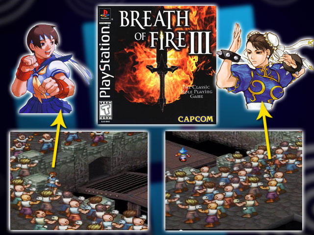 421 breath of fire iii cameo appearances street fighter know your meme