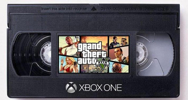 grand theft auto v for xbox one xbox know your meme