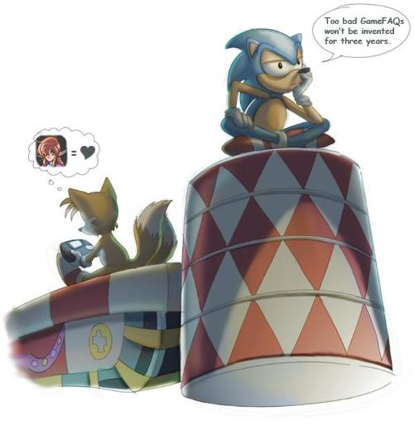 The Barrel Of Doom Sonic The Hedgehog Know Your Meme