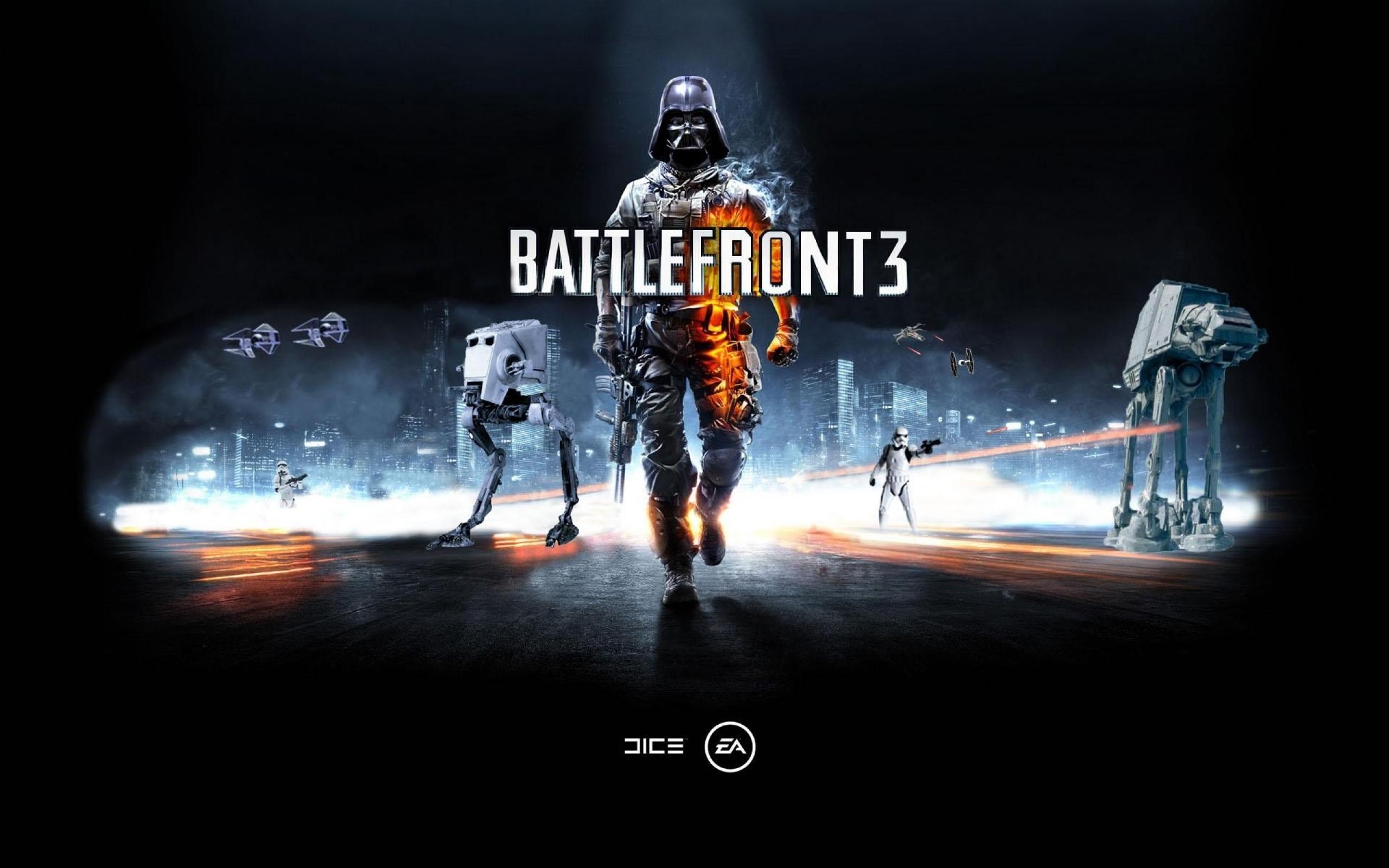Star Wars Battlefront/Battlefield 3 The Galactic Empire