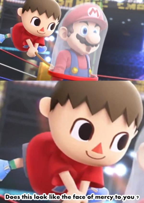 No Mercy Animal Crossing Know Your Meme