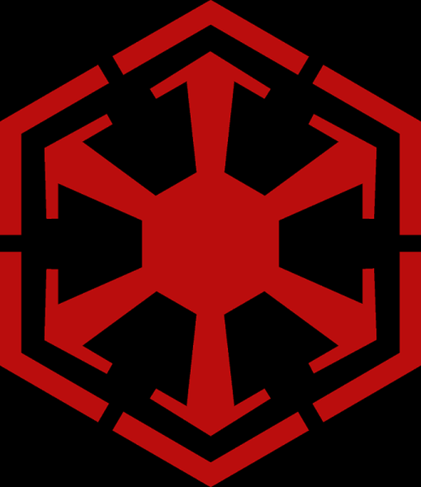 Sith Empire Emblem Star Wars Know Your Meme