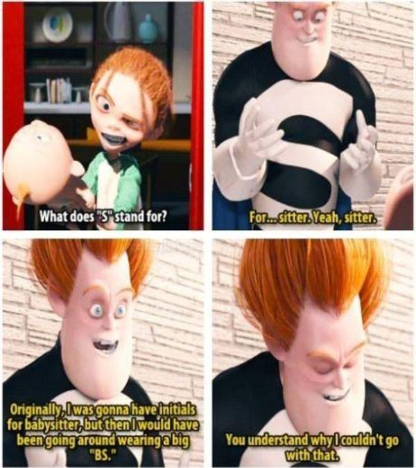 Pixar Makes Hidden Meaning The Incredibles Know Your Meme