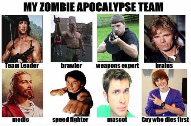 image 631613 my zombie apocalypse team know your meme