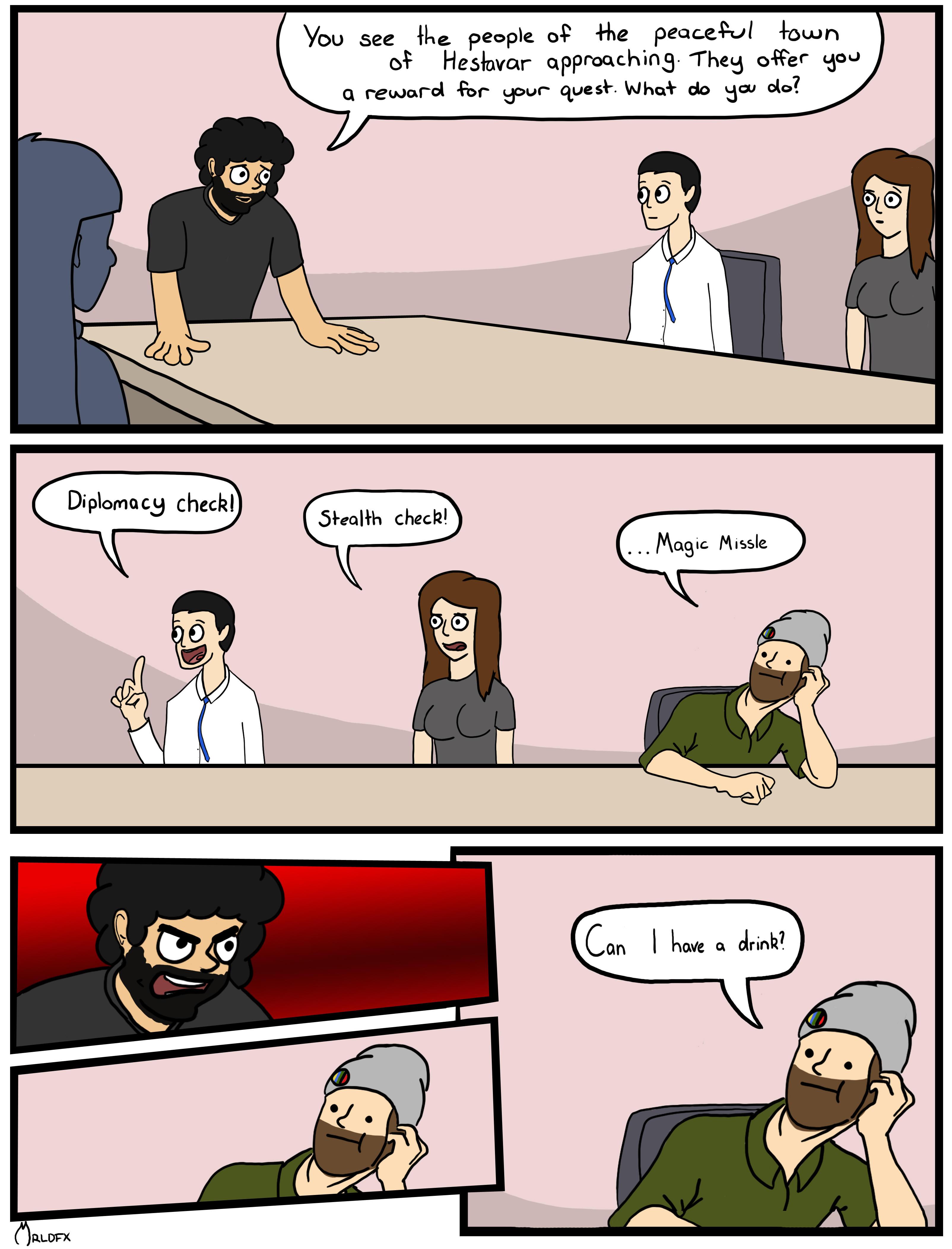 dnd boardroom