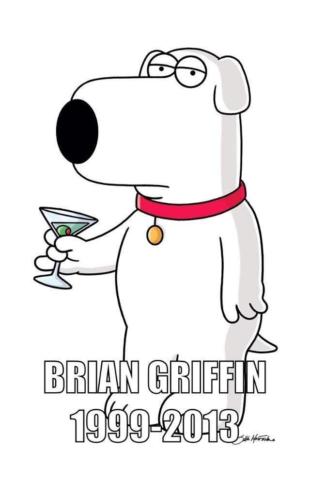 brian is the dead griffin death of brian griffin know your meme 2 Fast 2 Furious Movie brian griffin brian griffin stewie griffin peter griffin chris griffin lois griffin meg griffin white mammal