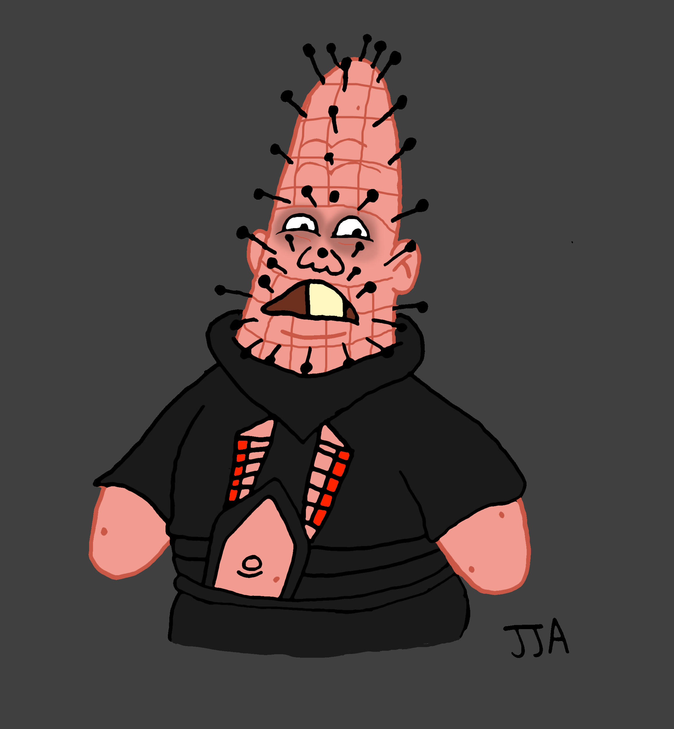 Who You Callin Pinhead Spongebob Squarepants Know Your Meme