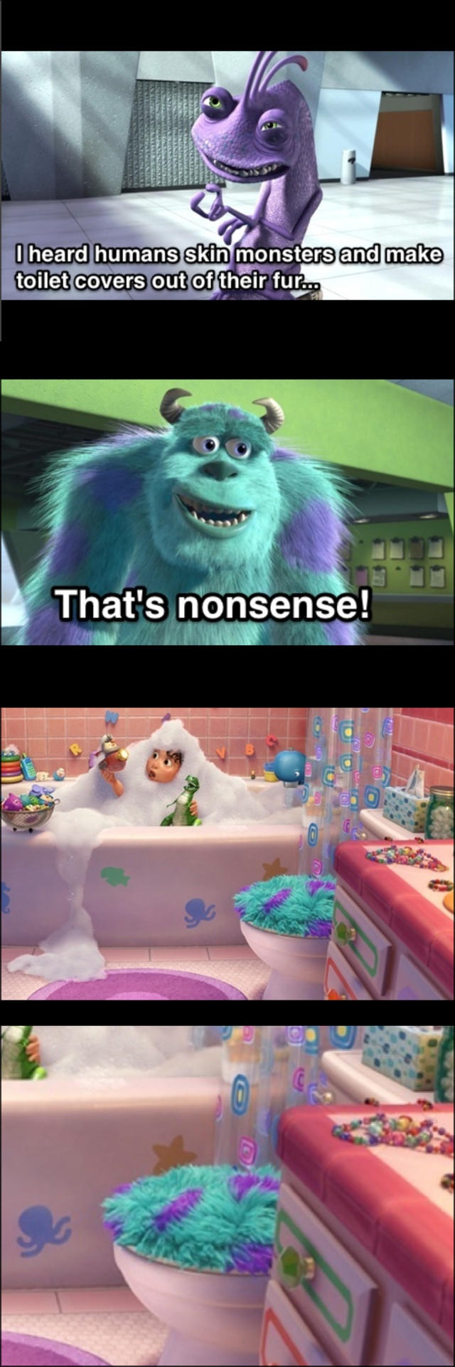 Surprising Poor Sully Pixar Know Your Meme Caraccident5 Cool Chair Designs And Ideas Caraccident5Info