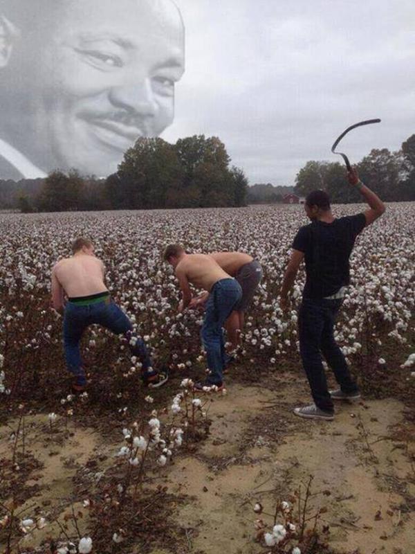 Black Guy Whipping White Guys