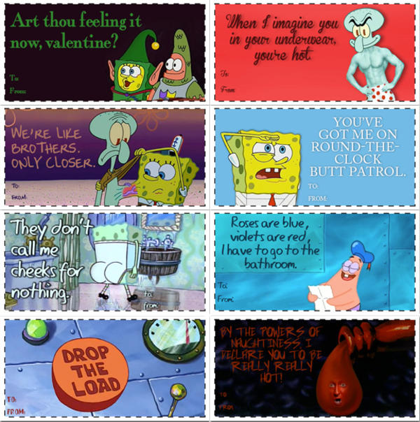 Image 697867 Valentines Day E Cards Know Your Meme