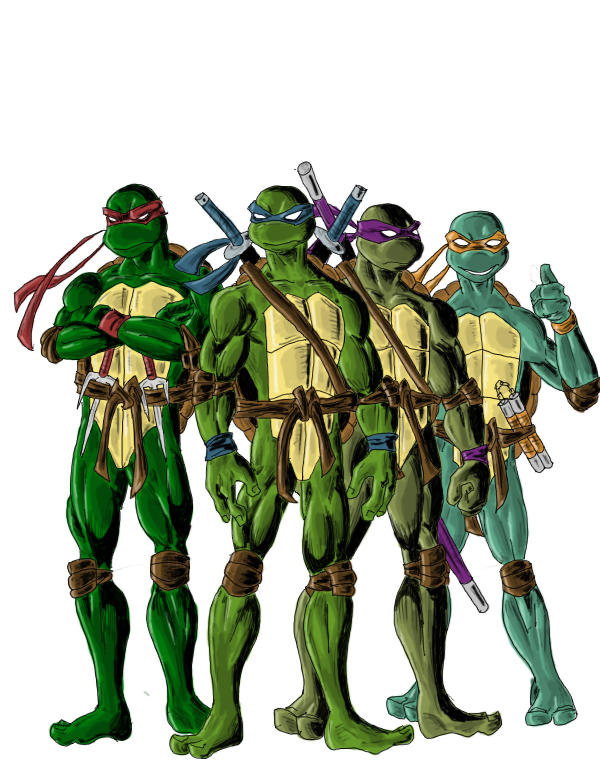 Lean Tmnt Teenage Mutant Ninja Turtles Know Your Meme