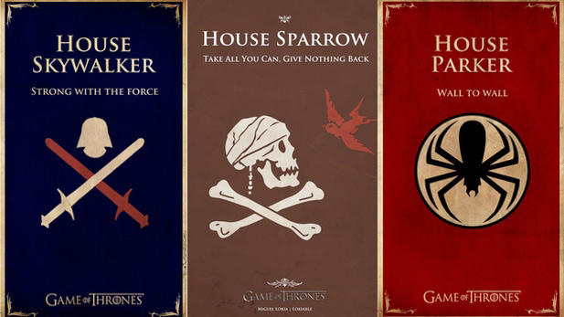 Image 729005 Game Of Thrones House Sigil Parodies Know Your