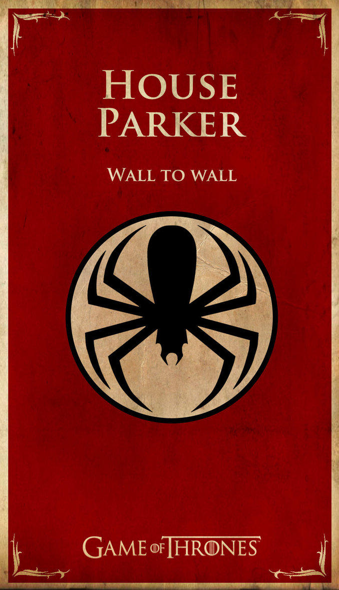 House Parker Game Of Thrones House Sigil Parodies Know Your Meme