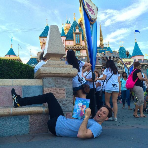 Walt Disney World Disneyland Josh Sundquist Fun Tourism Vacation Leisure
