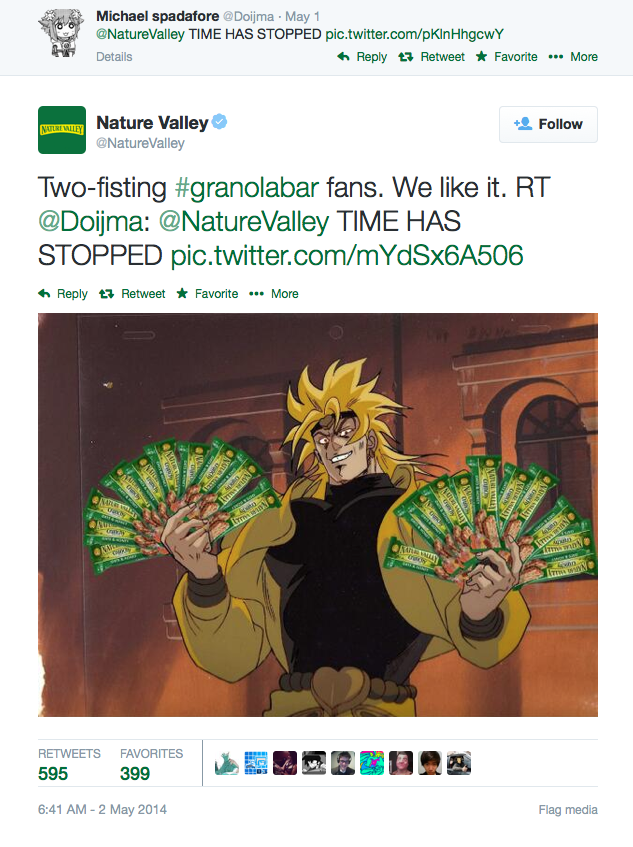 Image 748503 Nature Valley Anime Tweets Know Your Meme