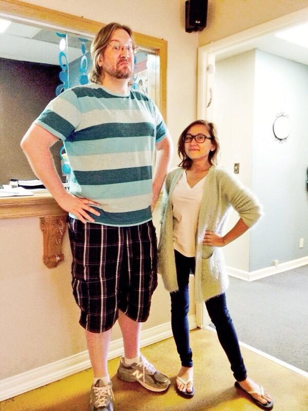 height difference meme