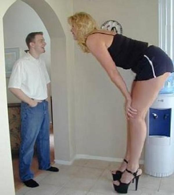 dating a short guy as a tall girl