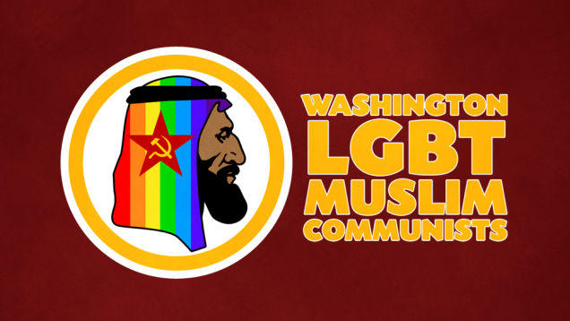 Muslims | Washington Redskins Name Controversy | Know Your Meme