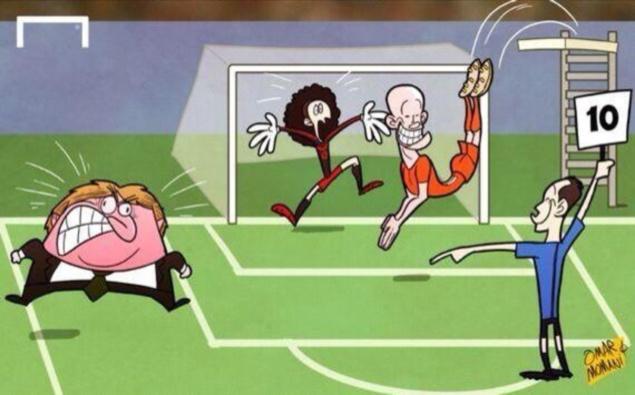 Robben Meme World Cup