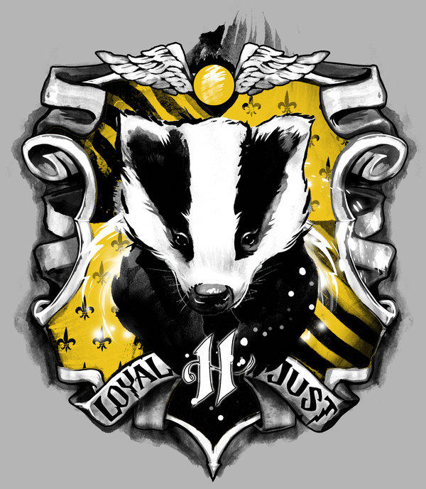 Hufflepuff Crest Harry Potter Know Your Meme