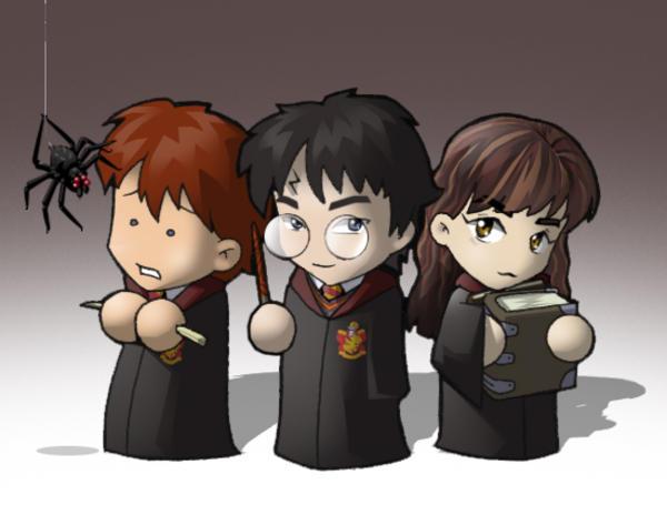 Chibi Potter Harry Potter Know Your Meme