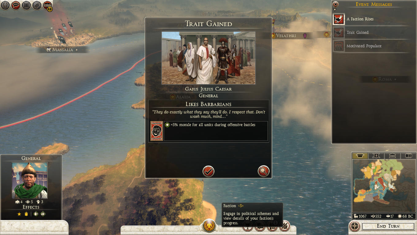 Rome II Total War   Video Game Logic   Know Your Meme