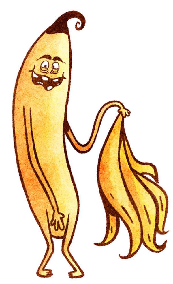 Banana boobs #10