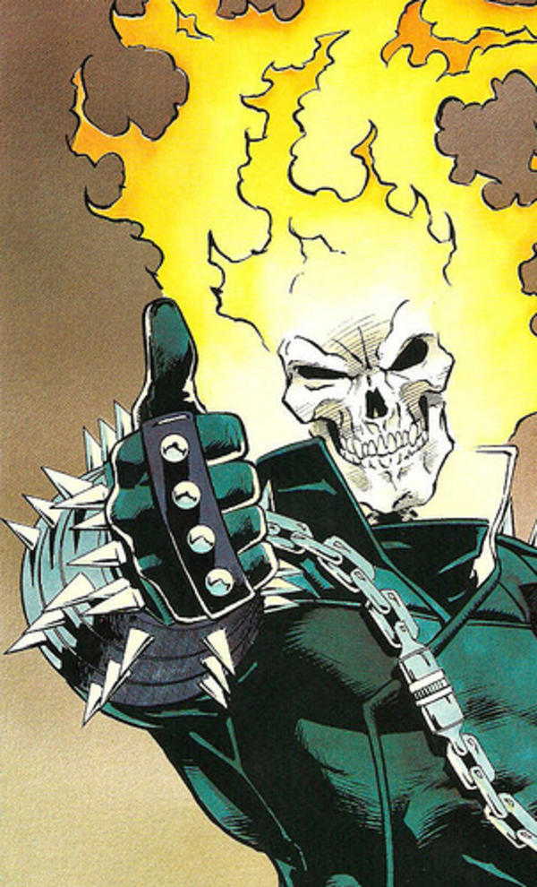 Ghost Rider Approval | Marvel Comics | Know Your Meme