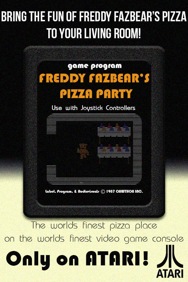 freddy fazbear s pizza party ad five nights at freddy s know