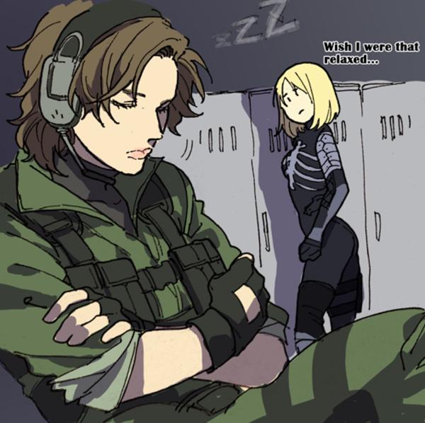 Metal Gear Solid 2: Daughters Of Liberty