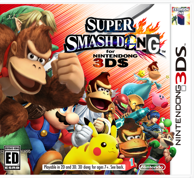 Expand Dong Super Smash For Nintendong S