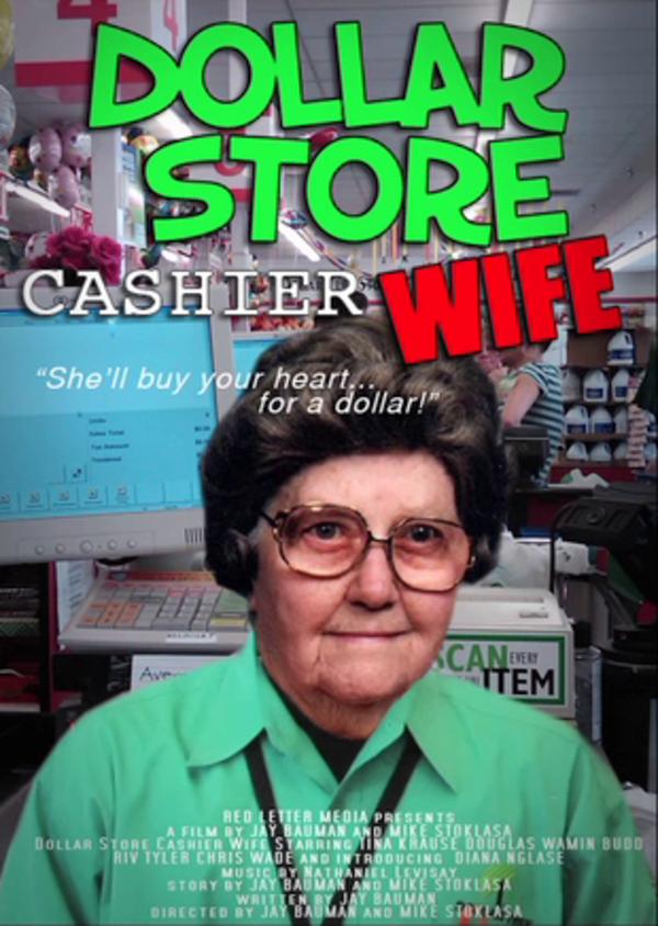 Dollar Store Cashier Wife   Red Letter Media (RedLetterMedia.