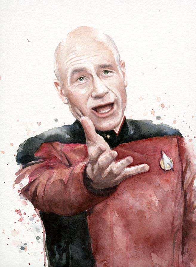 Image - 880509] | Annoyed Picard | Know Your Meme