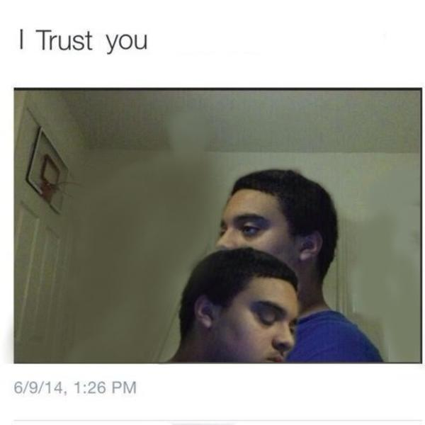 Trust Yourself Trust Nobody Not Even Yourself Know Your Meme We don't like bothering people with ads, and we want you to be able to support imgflip in a way that gives you the best experience. trust nobody not even yourself