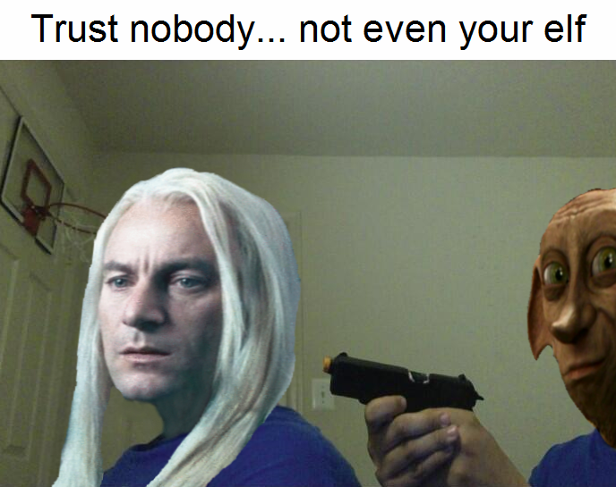 Image 886610 Trust Nobody Not Even Yourself Know Your Meme It's where your interests connect you with your people. trust nobody not even yourself