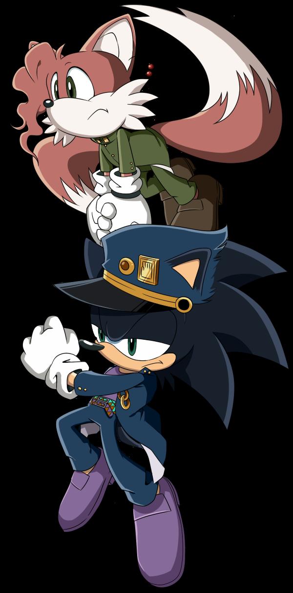 Sonic S Bizarre Adventure Sonic The Hedgehog Know Your Meme