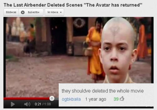 Movie Avatar The Last Airbender The Legend Of Korra Know Your Meme