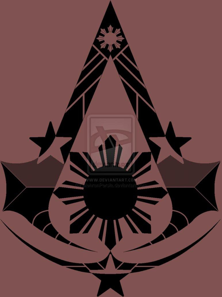 Filipino Assassin Symbol Assassin S Creed Logo Know Your Meme