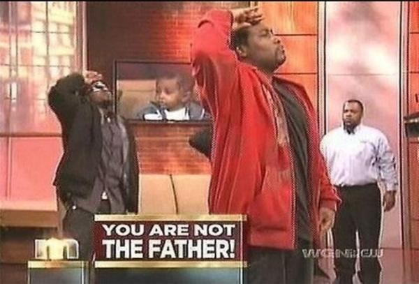 You-are-not-the-father salute | You Are NOT The Father! | Know ...