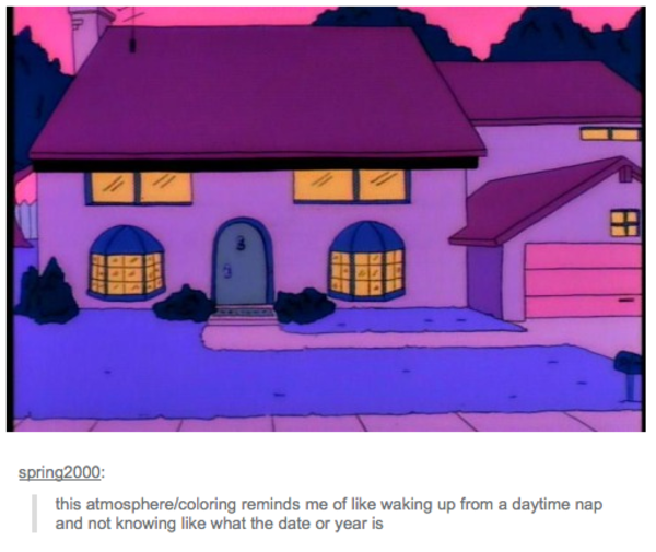 The Simpson S House Tumblr Know Your Meme
