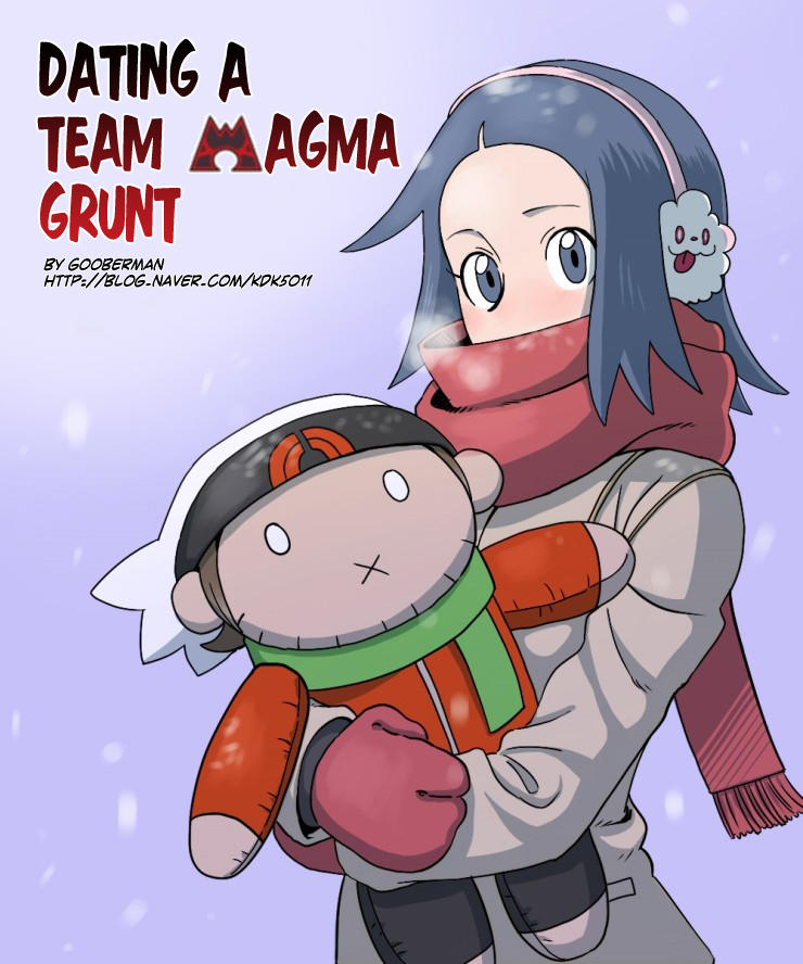 Dating a team magma grunt all chapters