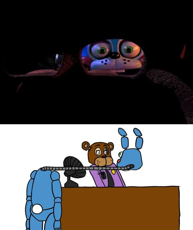 From 5nafbooruorg Five Nights At Freddys Know Your Meme