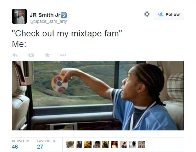my mixtape | Check Out My Mixtape | Know Your Meme