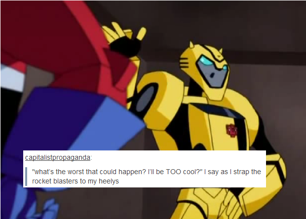 Too Cool Tumblr Fandom Text Posts Know Your Meme