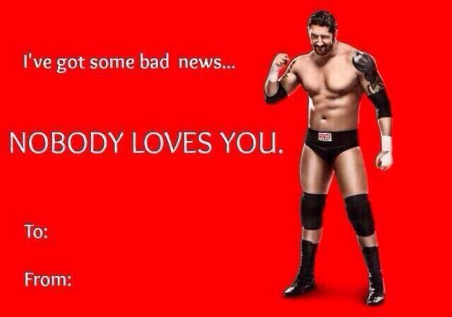 Ive Got Some Bad News Valentines Day E Cards Know Your Meme